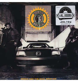 HH Pete Rock & C.L. Smooth ‎– Mecca And The Soul Brother 2LP