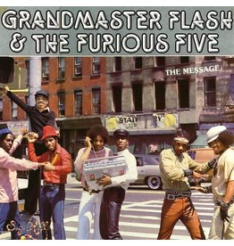 HH Grandmaster Flash & The Furious Five – The Message LP