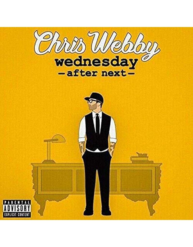 Chris Webby - Wednesday After Next LP