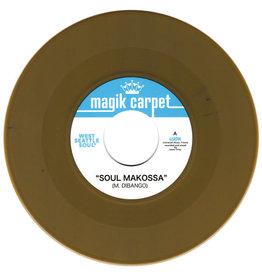 "West Seattle Soul/The Pulsations - Soul Makossa/Black River Crisis 7"""