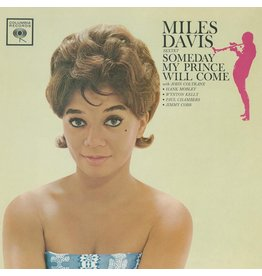 Miles Davis Sextet ‎– Someday My Prince Will Come LP