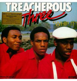 Treacherous Three – Whip It LP