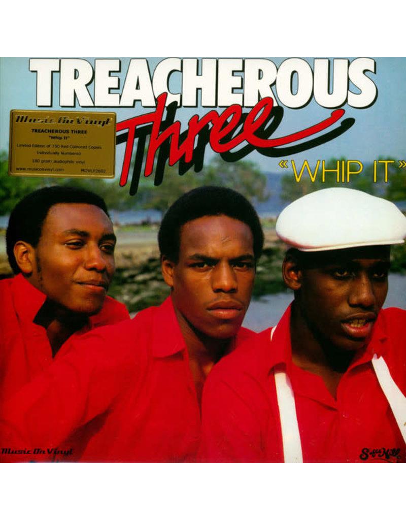 Treacherous Three – Whip It LP (Music On Vinyl)