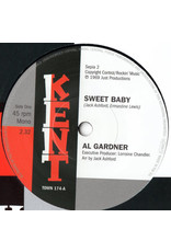 Al Gardner / Jack Ashford ‎– Sweet Baby / I'll Fly To Your Open Arms 7""