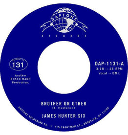 James Hunter - Brother or Other b/w Never (James Hunter Six) 7""