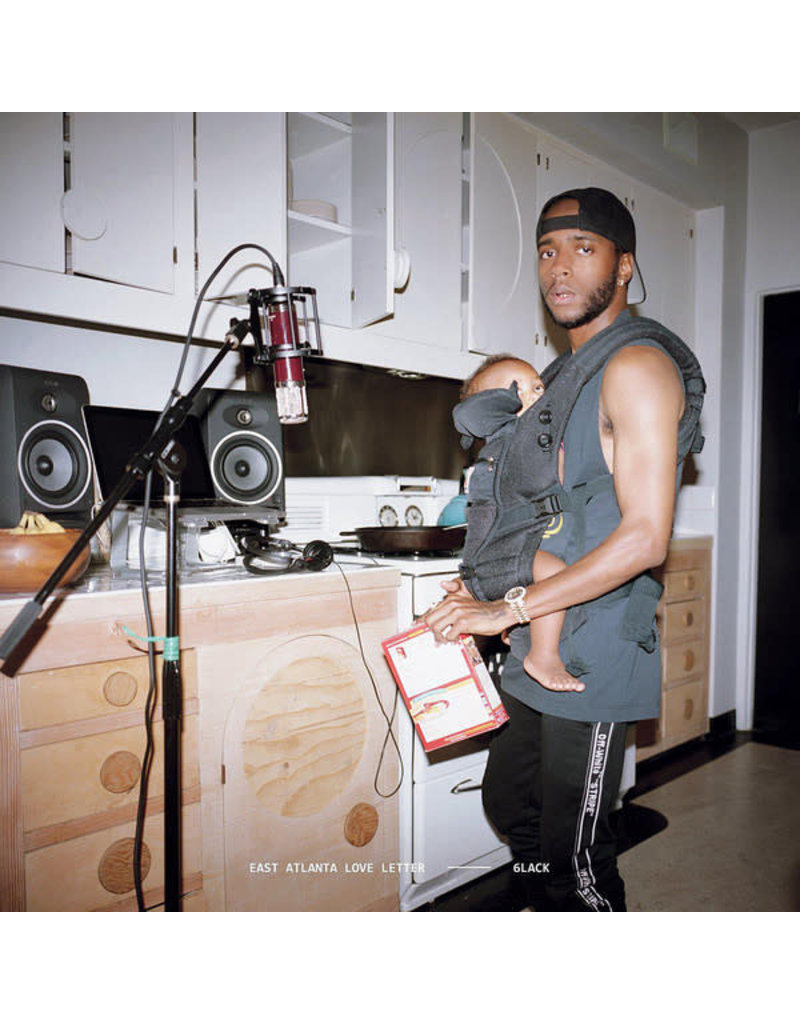 6lack ‎– East Atlanta Love Letter LP