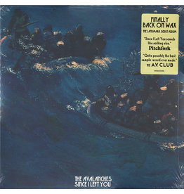 EL The Avalanches – Since I Left You 2LP