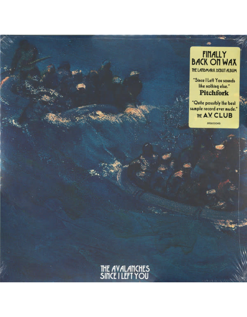 EL The Avalanches - Since I Left You 2LP