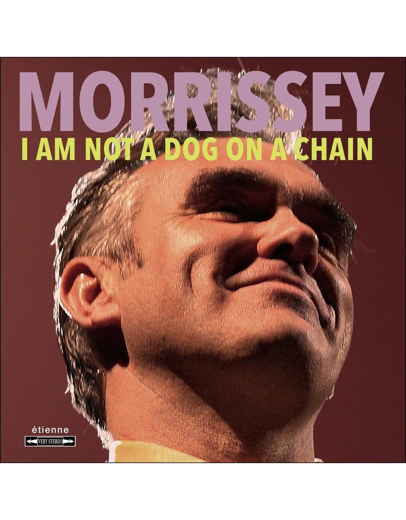 Morrissey - I Am Not A Dog On A Chain LP