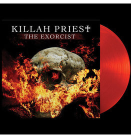 Killah Priest - The Exorcist LP (Red vinyl)