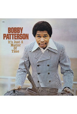 Bobby Patterson - It's Just A Matter of Time LP (Purple vinyl)