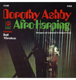 Dorothy Ashby - Afro Harping LP
