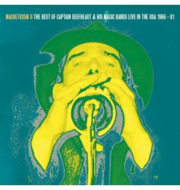 Captain Beefheart & His Magic - Magneticism II: Live in the USA 1966-81 LP