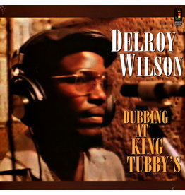 Delroy Wilson - Dubbing at King Tubby's LP
