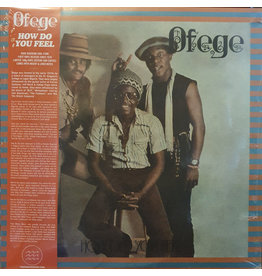 Ofege - How Do You Feel? LP