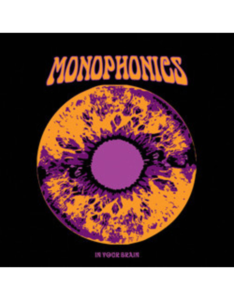 Monophonics - In Your Brain 2LP