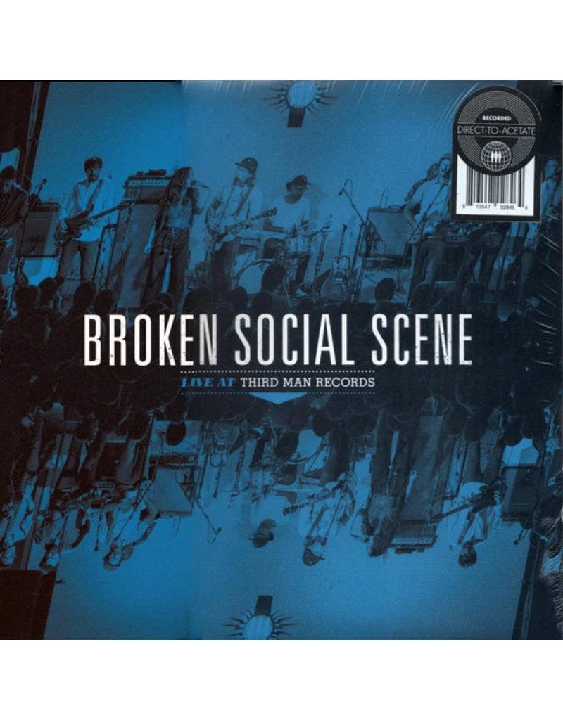 Broken Social Scene – Live At Third Man Records LP
