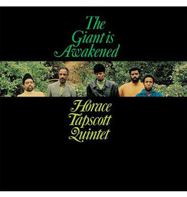 Horace Tapscott Quintet - The Giant Is Awakened LP (Neon green vinyl)