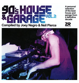 Joey Negro & Neil Pierce - 90's House & Garage Vol. 2 LP