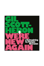 Gil Scott-Heron, Makaya McCraven - We're New Again (A Reimaging by Makaya McCraven) LP