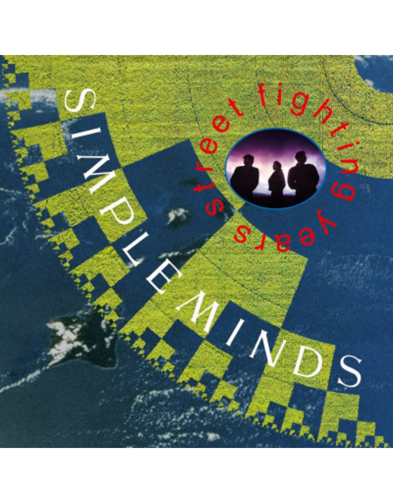 Simple Minds - Street Fighting Years 2LP