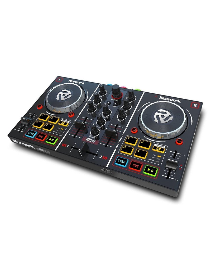 NUMARK Numark - Party Mix DJ Controller