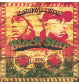 Black Star (Mos Def & Talib Kweli) - Mos Def & Talib Kweli Are Black Star LP