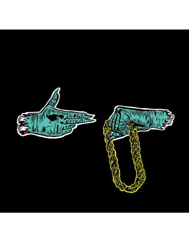Run The Jewels (El-P & Killer Mike) - Run The Jewels LP
