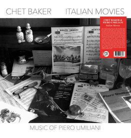 Chet Baker & Piero Umiliani - Italian Movies LP