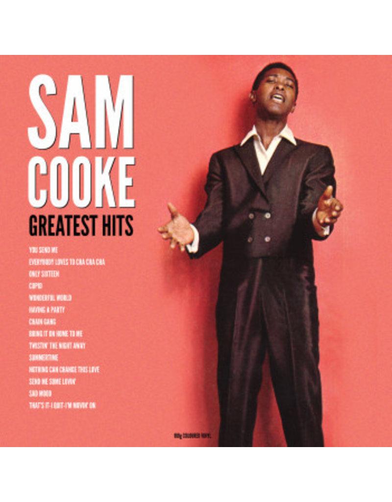 Sam Cooke - Greatest Hits LP (Blue vinyl)