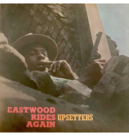 Upsetters - Eastwood Rides Again LP (180G, Orange Vinyl)