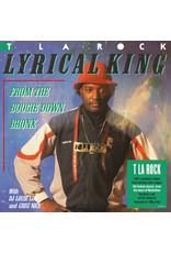 T La Rock - Lyrical King LP