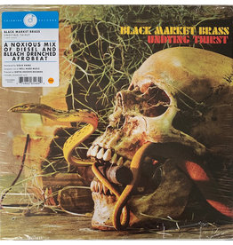 Black Market Brass - Undying Thirst LP (Gold Vinyl)