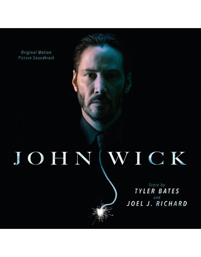 Various - John Wick OST 2LP (Tyler Bates & Joel J. Richard)