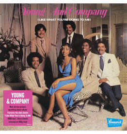 Young And Company - I Like What You're Doing To Me LP (180G)