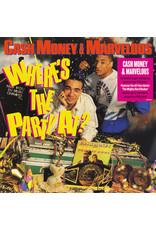 Cash Money & Marvelous - Where's The Party At LP (180G)
