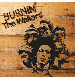 Bob Marley - Burnin' LP (180G, with download)