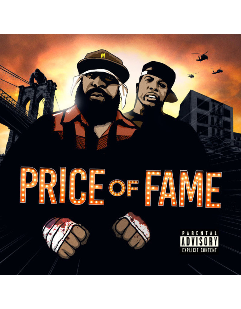 Sean Price & Lil Fame - Price of Fame LP