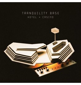 RK Arctic Monkeys ‎– Tranquility Base Hotel + Casino LP (2018), 180g