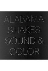 RK Alabama Shakes ‎– Sound & Color (Clear Vinyl) 2LP