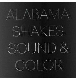 RK Alabama Shakes – Sound & Color (Clear Vinyl) 2LP
