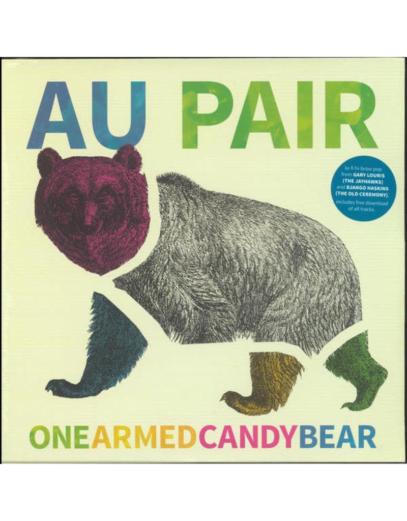 RK Au Pair – One Armed Candy Bear LP
