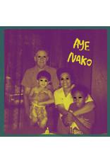 """RK Aye Nako – The Blackest Eye 12"""" (2015), Green Clear"""