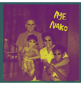 "RK Aye Nako – The Blackest Eye 12"""