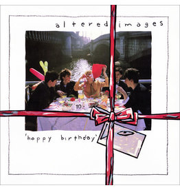 RK/IN Altered Images ‎– Happy Birthday LP
