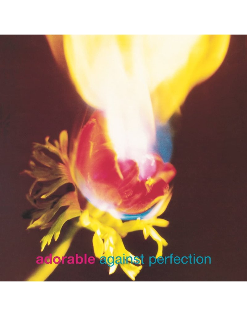 RK/IN Adorable – Against Perfection LP