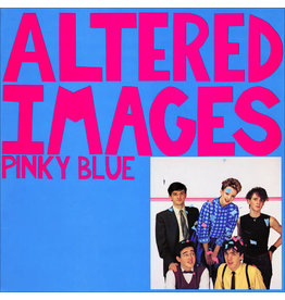 RK/IN Altered Images ‎– Pinky Blue LP