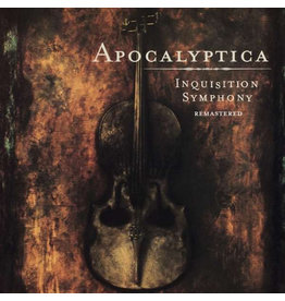 RK Apocalyptica ‎– Inquisition Symphony 2LP (2016 Reissue), 180g