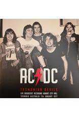 AC/DC – Tasmanian Devils Live, LP