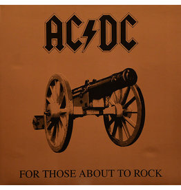 RK AC/DC ‎– For Those About To Rock We Salute You LP
